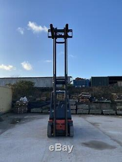 Linde H25T GAS/LPG Counterbalance forklift truck