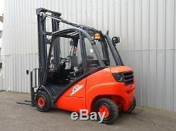 Linde H25d Used Diesel Forklift Truck. (#2345)