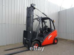 Linde H25d Used Diesel Forklift Truck. (#2346)