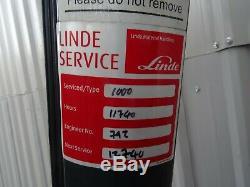 Linde H25d Used Diesel Forklift Truck. (#2347)