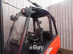 Linde H25d Used Diesel Forklift Truck. (#2348)
