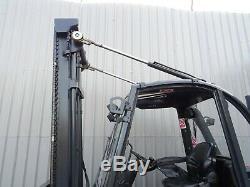 Linde H25d Used Diesel Forklift Truck. (#2618)