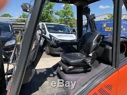 Linde H25t Gas Forklift Truck