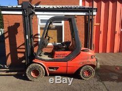 Linde H30 D-02 Forklift Fork Lift Truck £4,500 + Vat