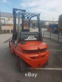 Linde H30 Diesel Fork Lift Truck