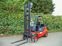 Linde H30D 3 ton Diesel Counterbalance Forklift Truck