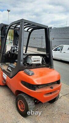 Linde H30D 3 ton Diesel Counterbalance Forklift Truck