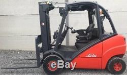 Linde H30D 3000kg Diesel Counterbalance Forklift Truck DW040