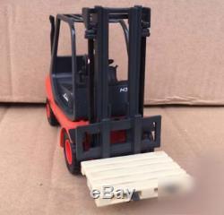 Linde H30D CPCD forklift scraper 1/25 DIECAST MODEL