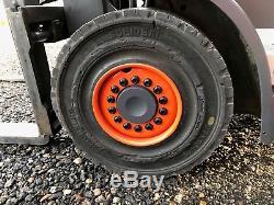 Linde H30D Used Diesel 3 Ton Fork Lift Truck 3000KG 393 Model VW Engine