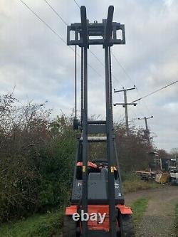 Linde H30d Forklift Truck