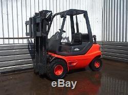 Linde H30d Used Diesel Forklift Truck. (#2034)