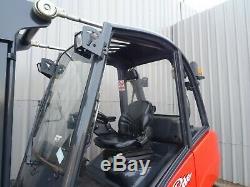 Linde H30d Used Diesel Forklift Truck. (#2616)