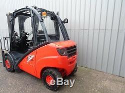 Linde H30d Used Diesel Forklift Truck. (#2617)