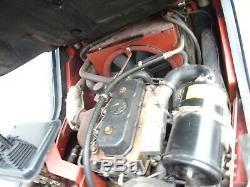 Linde H30d Used Diesel Forklift Truck. (#2737)