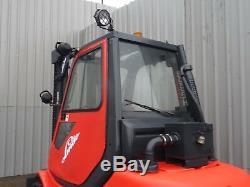 Linde H35d Used Diesel Forklift Truck. (#2245)
