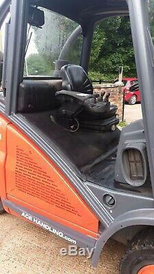 Linde H40D 4000kg Diesel Forklift Fork Lift Forktruck Fork Truck