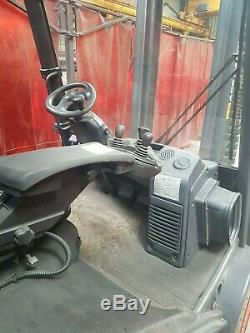Linde H40D Counter Balance Forklift Truck 2008
