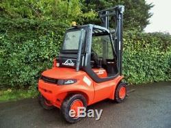 Linde H40D Diesel Counterbalance Forklift Truck