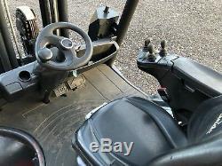 Linde H40D Used Diesel 4 Ton Fork Lift Truck 4000KG 394 Model VW Engine