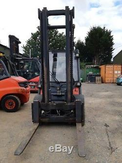 Linde H45d/ 394 2012 Diesel F/l Truck 4500kg In Vgc We Have 1 Of These Machines