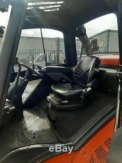 Linde H50 Fork Lift Truck 2009