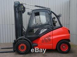 Linde H50d Used Diesel Forklift Truck. (#2451)