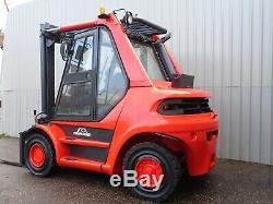 Linde H60d Used Diesel Forklift Truck. (#2568)