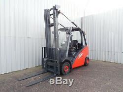Linde H60d Used Diesel Forklift Truck. (#2689)