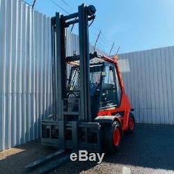 Linde H70d Used Diesel Forklift Truck. (#2818)