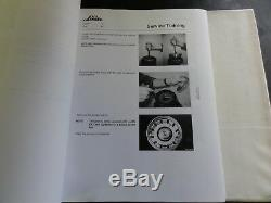 Linde IC Engined Truck H 20/25 D/T Type 392 Service Training Manual