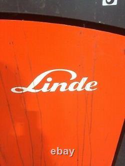 Linde K Truck. Fork Lift Forklift Truck £1,995