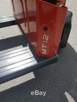 Linde MT12 Electric Pallet Truck