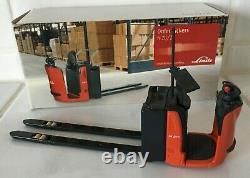 Linde N20/24 truck forklift fork lift truck Boxed Scale 1/25
