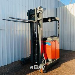 Linde R10c Used Reach Forklift Truck (#2929)