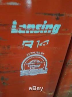 Linde R14 Reach Truck