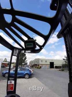 Linde R14 Reach Truck fork lift forktruck