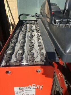 Linde R14G Reach Truck Indoor/Outdoor Triple Mast Forklift Toyota JCB R16 R20