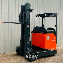 Linde R14g Used Reach Forklift Truck (#3336)