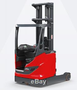 Linde R16-B Narrow forklift reach truck