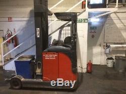 Linde R20 Reach Truck Fork Lift Truck £2250 + Vat