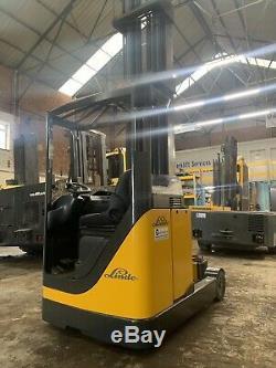 Linde R20 Reach Truck Forklift