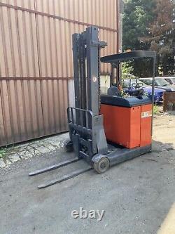 Linde Reach Truck Electric Forklift Truck