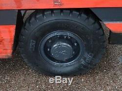 Linde S50 Used Diesel Sideloader Forklift Truck. (#2680)