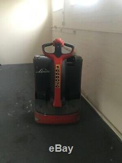 Linde T-16 Electric Powered Pallet Truck 1600KG No Battery