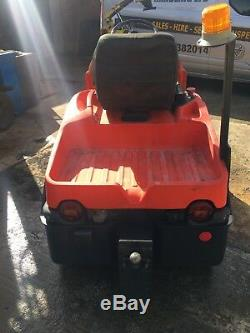 Linde Tow Tractor Not Forklift Truck
