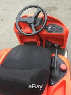 Linde Tow Tractor Tug P60Z Forklift Truck Like Yale Clark Nissan 6 Ton Electric