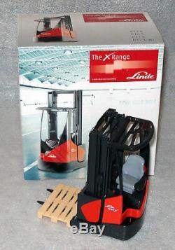Linde X-Range Reach forklift fork lift truck MiB