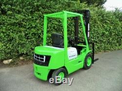 Mitsubishi 2.5 ton Diesel Counterbalance Forklift Truck/ Hyster Linde Komatsu Ni