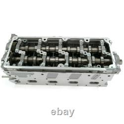 NEU Zylinderkopf + Austausch set 3 Kerben VW 2.0 TDI 03L103265BX AMC 908050